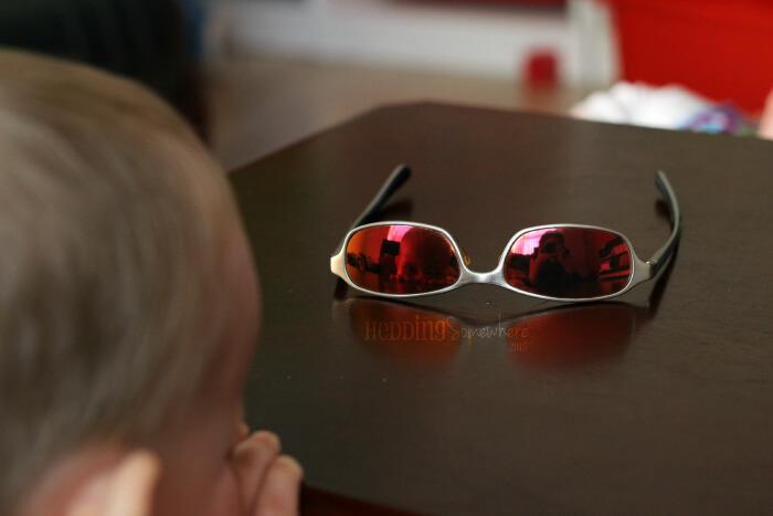 107 sunglasses reflection