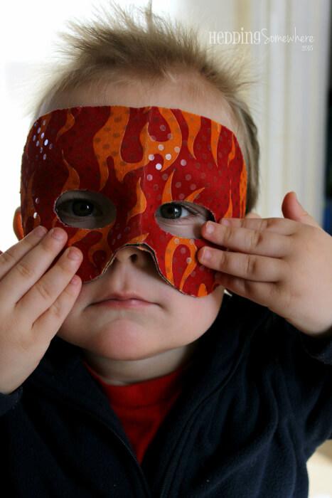 30 Masked Boy