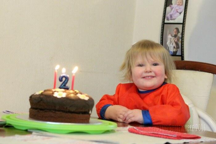 Eva Joy's 2nd birthday 2