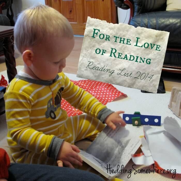 Reading List 2014
